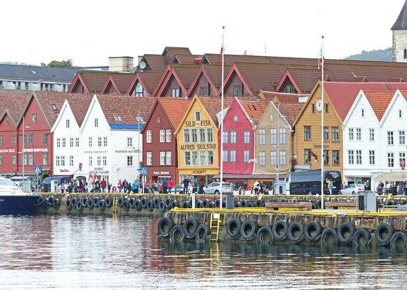 Bergen - Stavanger