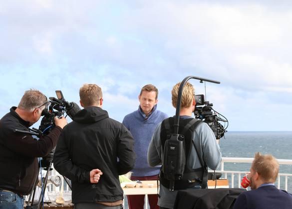 Fjord Line på nasjonalt TV!